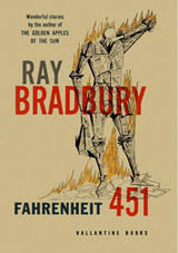 Fahrenheit 451 Cover from Wikipedia