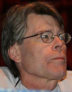 Stephen King taken from Wikipedia.