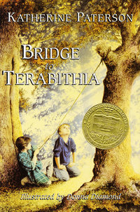 The Bridge to Terabithia cover from Wikipedia